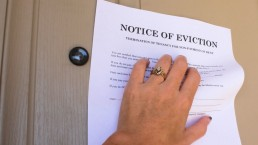 Evict in California